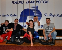 Koncert w Polskim Radiu Białystok - 23.11.2014 r.